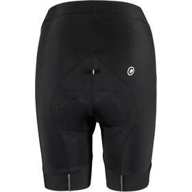 assos Uma GT pantaloncini da ciclismo Donna nero